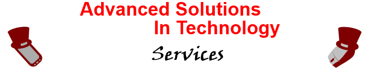 Advanced Solutions In Technology, LLC Computer, PC, Laptop, Smartphone, Tablet Repair and Data Backup and Recovery Services.